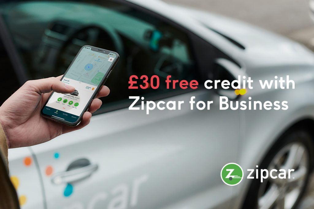Zipcar partnership with Wishu