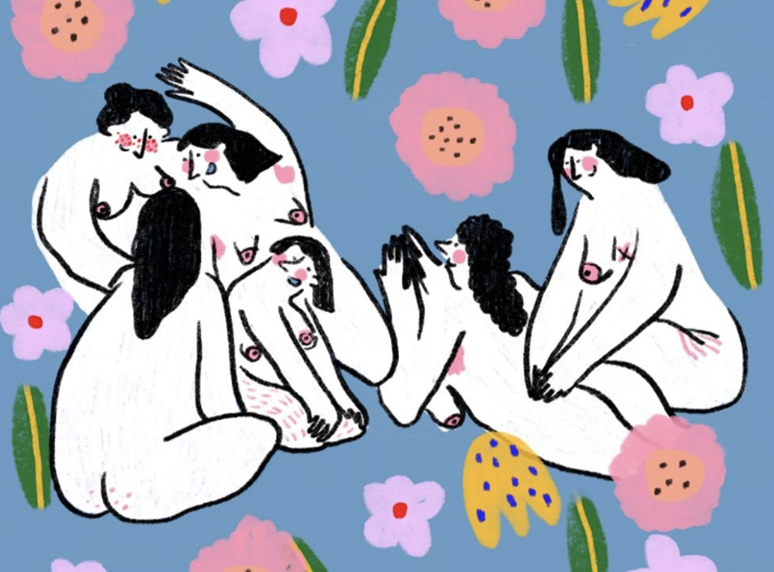 Giada Maestra - London bases illustrator and artist