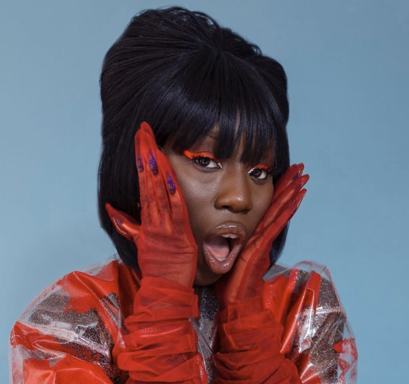 Wendy Asumadu - London Based Makeup Hair Artist for Creative Campaigns