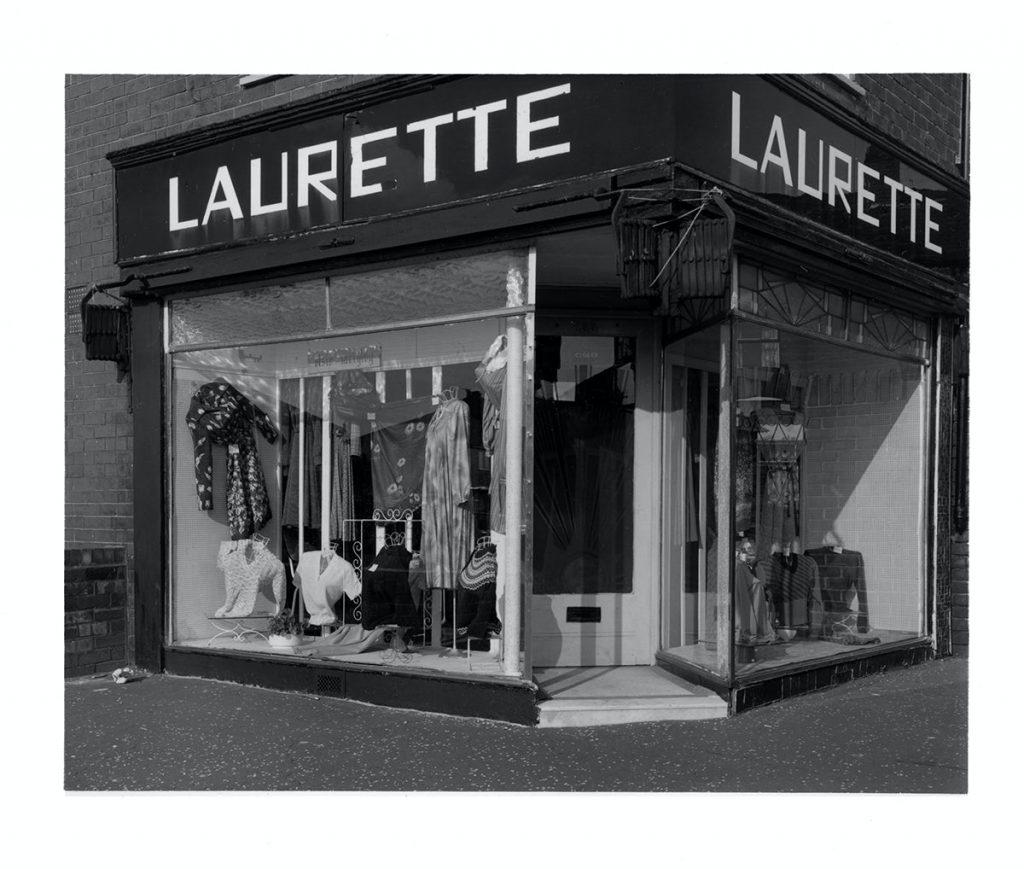 Laurette's Dress Shop, Kenyon Lane, Moston