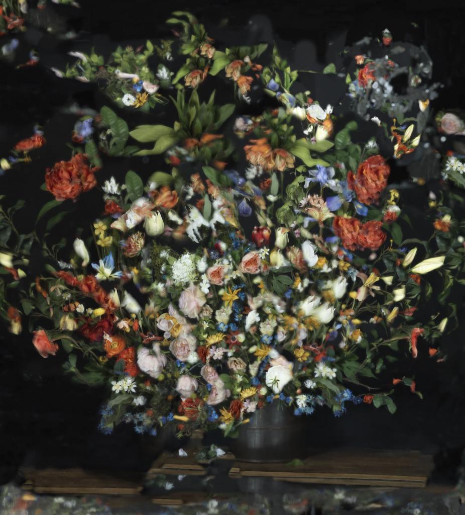 Seeing the Invisible: Ori Gersht, On Reflection Virtual, 2014 (Copyright © Ori Gersht, 2014)