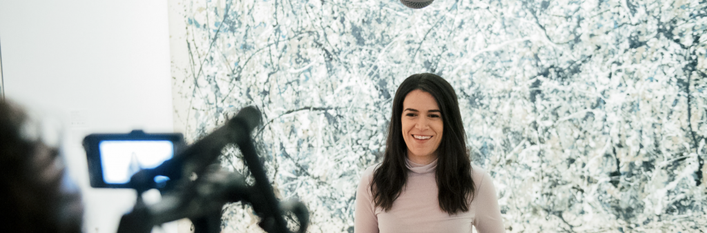A Piece of Work Hosted by Abbi Jacobson