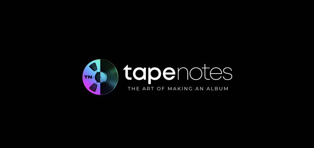 Tape Notes music podcast