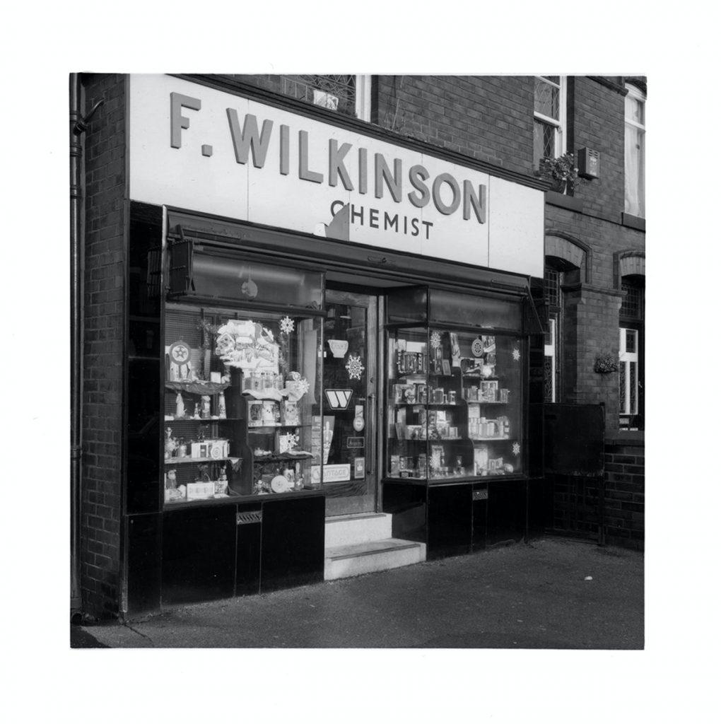 Wilkinson's Chemist, Droylsden Road, Newton Heath